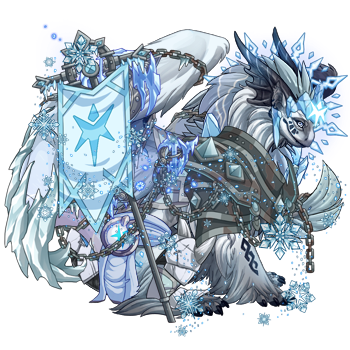 ice elemental dragons - photo #28