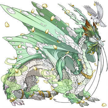Haku Dragons Spirited Away Dragon Share Flight Rising