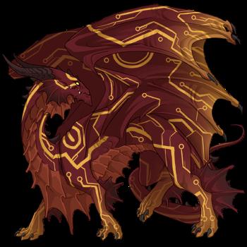 Fandom dragons!   Dragon Share   Flight Rising
