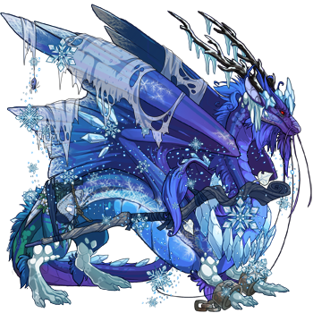 ice elemental dragons - photo #49