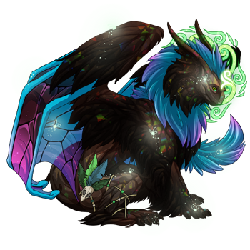 Crystalgleam, Silvandawn's brother
