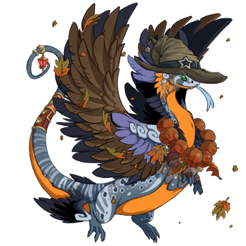 show off your wizards dragon share flight rising