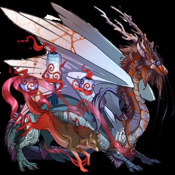 Ƹ̵̡Ӝ̵̨̄Ʒ Snatch an Eye Burner   Dragon Share   Flight Rising